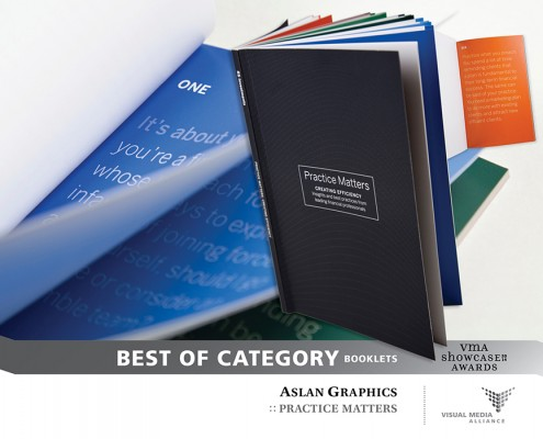 Showcase 2014 - Best of Category - Booklets - Aslan Graphics