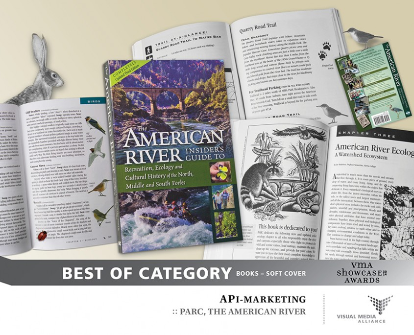 Showcase 2014 - Best of Category - Books Soft Cover - API Marketing