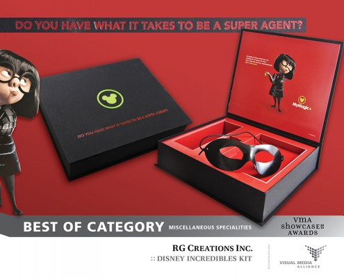 Showcase 2014 - Best of Category - Miscellaneous Specialities - RG Creations