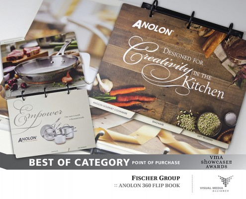 Showcase 2014 - Best of Category - Point of Purchase - Fischer Group
