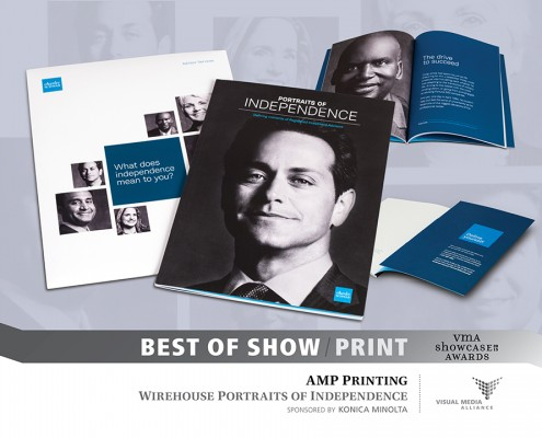 Showcase 2015 - Best of Show - Print - AMP Printing