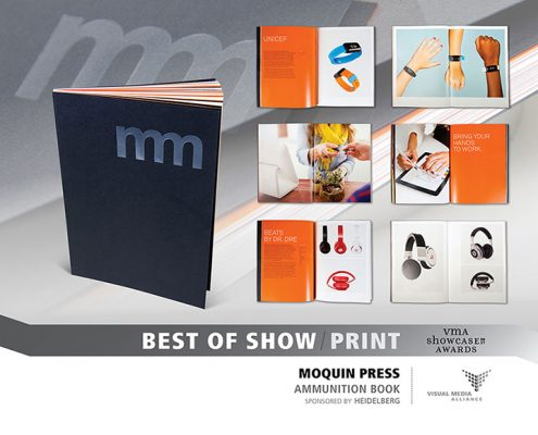 2017 Showcase - BOS - Print - Moquin Press - Ammunition Book